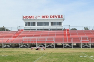 Bleachers, Concession & Classrooms