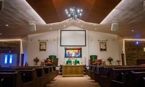 First Christian Church Yukon