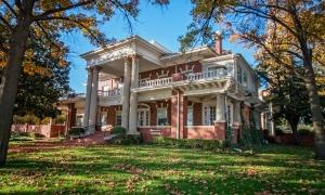 St. Luke's Hefner Mansion